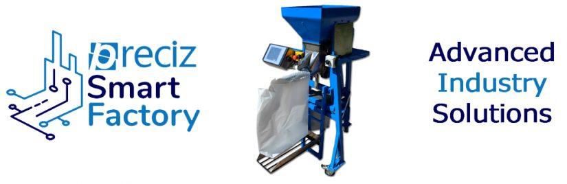 Stroj za doziranje granulata po meri