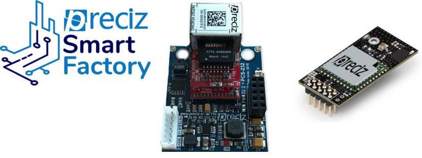 Univerzalni komunikacijski vmesnik PCS-232 (Preciz Converter Serial)